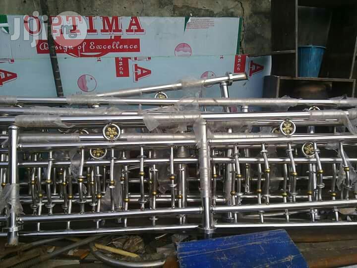 Setinless Handrails | Building Materials for sale in Ado-Odo/Ota, Ogun State, Nigeria