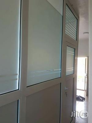 Aluminium Office Partition White | Building & Trades Services for sale in Ogun State, Ado-Odo/Ota