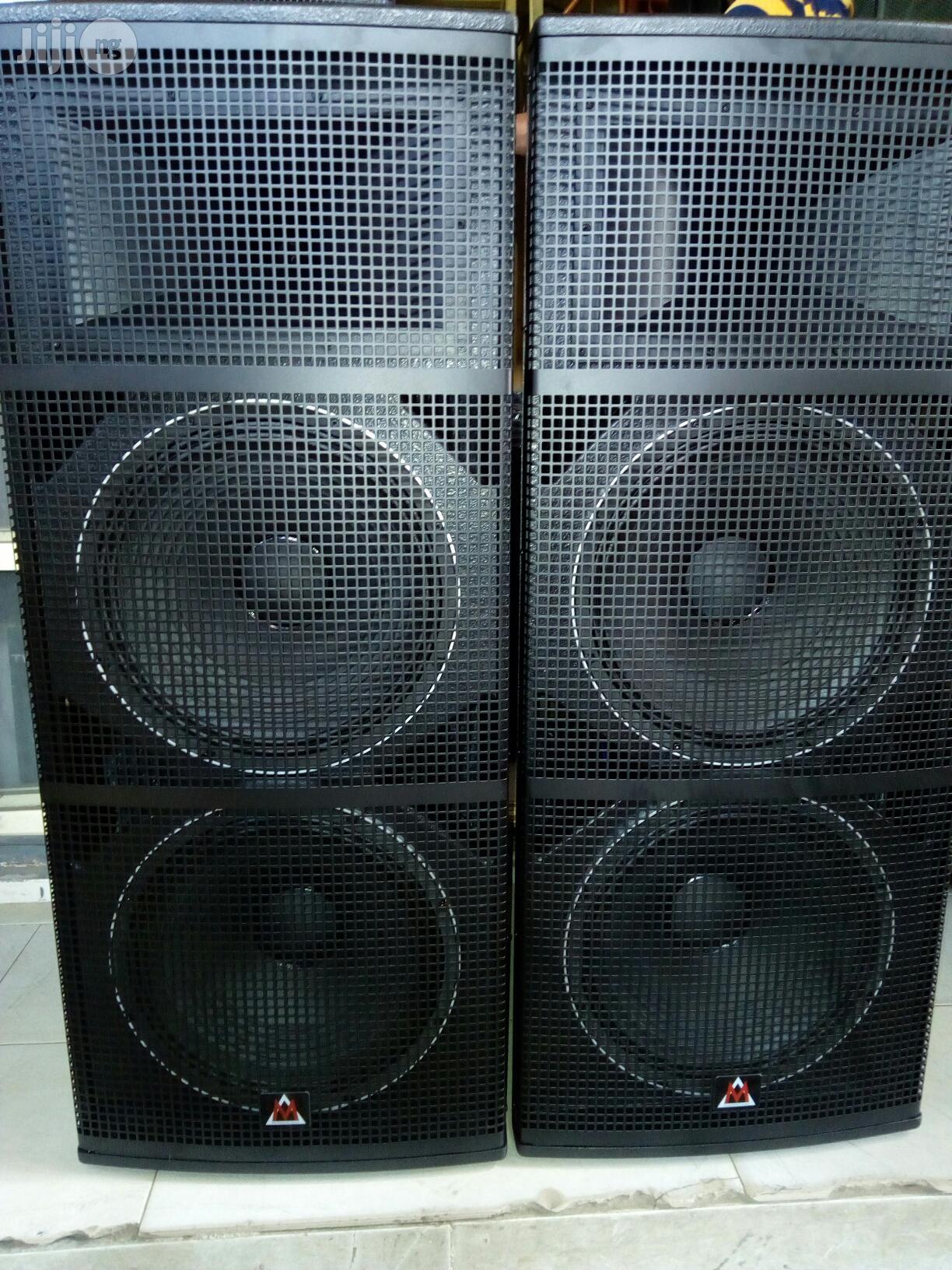M Audio Loud Speaker MH215+