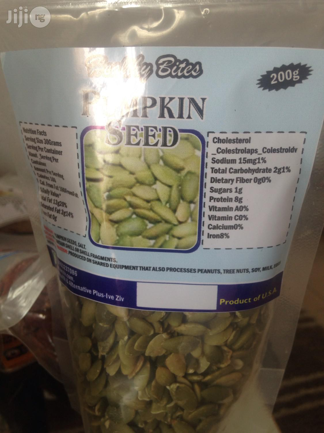 Pumpkin Seed (Roasted)