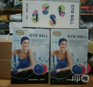 Exercise Gym Ball   Sports Equipment for sale in Lagos State, Ikeja