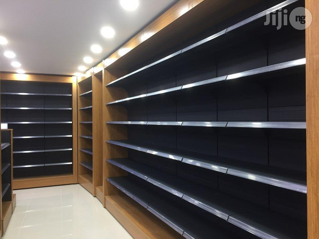 Shelve With Lightning   Store Equipment for sale in Ikeja, Lagos State, Nigeria