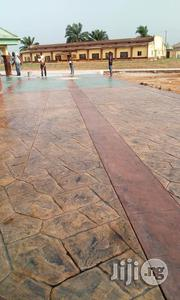 Increte-stamped Concrete Installation In Owerri, Aba, PH, Enugu, Anambra | Building Materials for sale in Abia State, Osisioma Ngwa