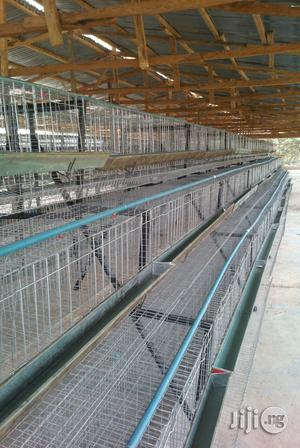 Battery Cage For Sale   Farm Machinery & Equipment for sale in Abuja (FCT) State, Gwagwalada