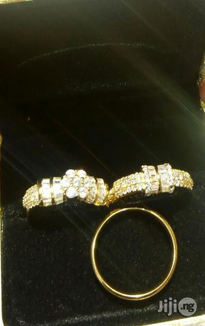 Romania Gold Wedding Rings | Wedding Wear & Accessories for sale in Lagos State, Gbagada