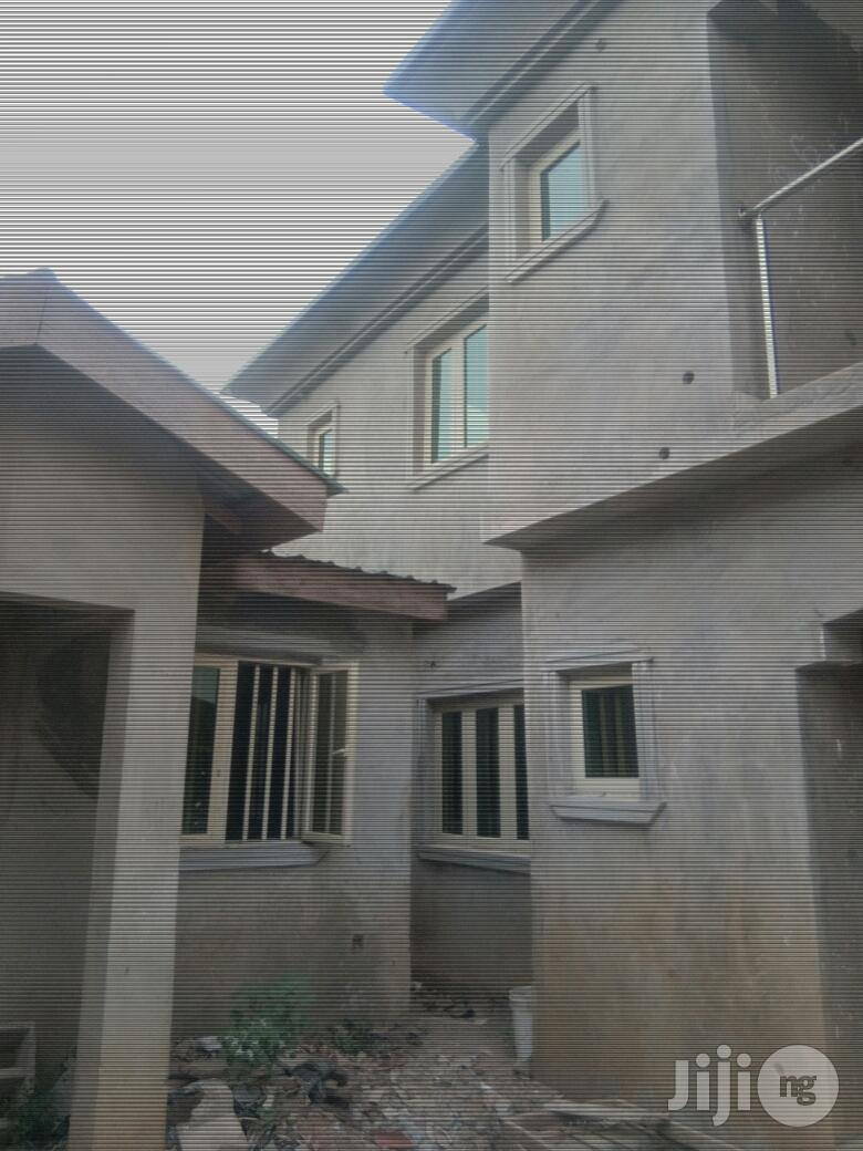 Newly Built & Nice Block of 4 Flats At Beckley Estate Phase 1 Oko Oba For rent. | Houses & Apartments For Rent for sale in Agege, Lagos State, Nigeria
