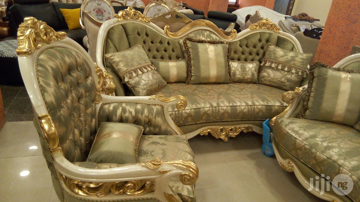 Turkish Royal Sofa Chair | Furniture for sale in Ojo, Lagos State, Nigeria