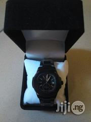 Patek Philippe Black Chain Wristwatch. | Watches for sale in Lagos State, Surulere