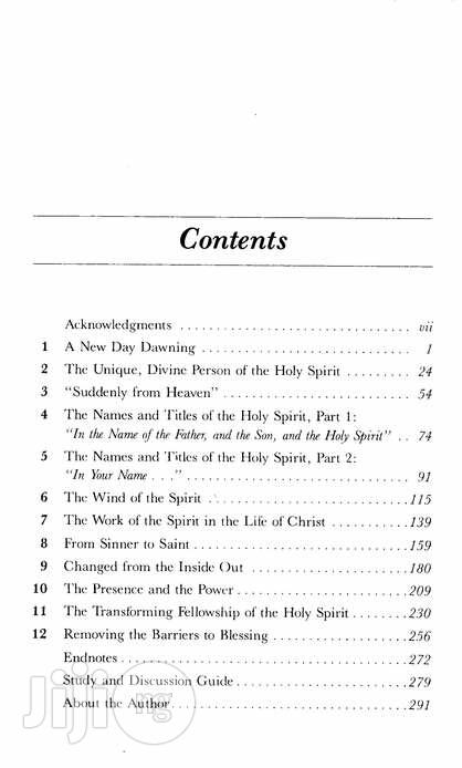 Welcome, Holy Spirit With Study Guide By:Benny Hinn   Books & Games for sale in Lagos State, Nigeria
