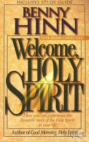 Welcome, Holy Spirit With Study Guide By:Benny Hinn   Books & Games for sale in Lagos State