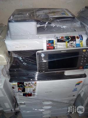 Ricoh Aficio Mp C3002 Coloured DI(Direct Image)Photocopier | Printers & Scanners for sale in Lagos State, Surulere