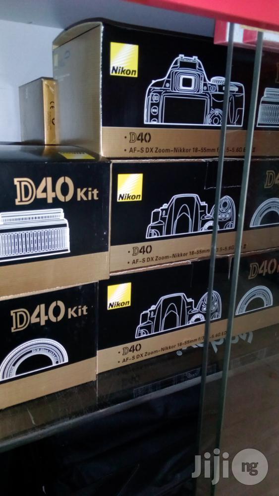 Nikon D40 Kit | Photo & Video Cameras for sale in Lagos Island (Eko), Lagos State, Nigeria