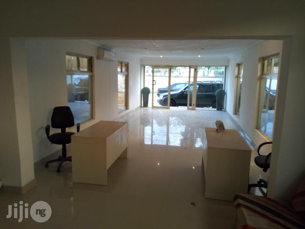 Archive: Available for Lease: 65sqm Open Plan Office Space Along Waziri Ibrahim Crescent, Victoria Island, Lagos State.