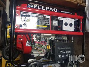 Elepaq Ec 12000 7.2 Kva Key Start Petrol Generator . | Electrical Equipment for sale in Lagos State, Ojo