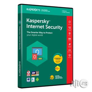 Kaspersky Internet-security 3 + 1 PC - 1 Year License | Software for sale in Lagos State, Ikeja