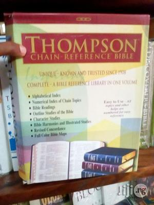 Thompson Chain Reference Study Bible L/C | Books & Games for sale in Lagos State, Surulere