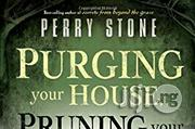 Perry Stone Purging Your House, Pruning Your Family Tree: How To Rid | Books & Games for sale in Lagos State