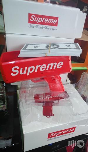 Supreme Super Gun Cash Sprayer | Toys for sale in Lagos State, Ikeja