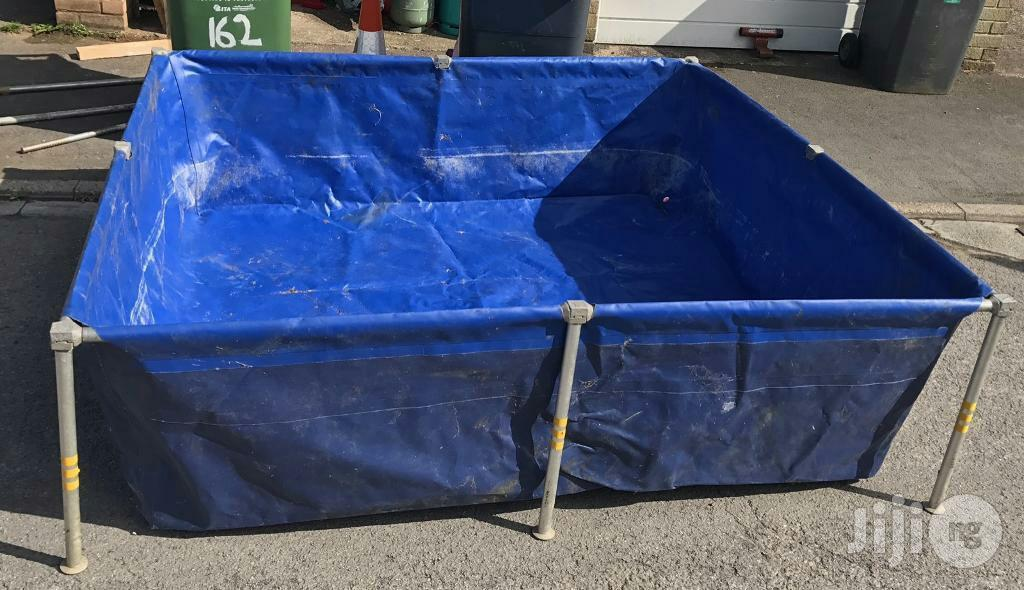 Tarpaulin Fish Pond | Farm Machinery & Equipment for sale in Aba North, Abia State, Nigeria