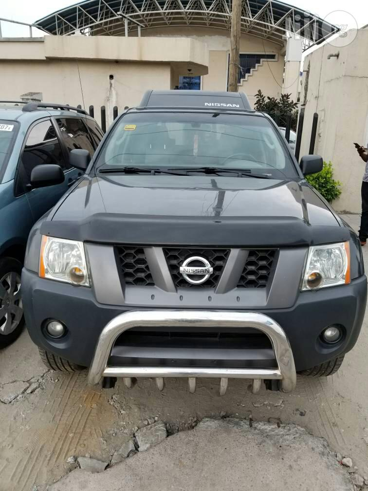 Nissan Xterra SE 4x4 2007 Gray