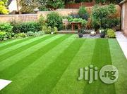 Fairly Used Synthetic Grass Turf For Indoor & Outdoor For Sale. | Garden for sale in Lagos State, Ikeja