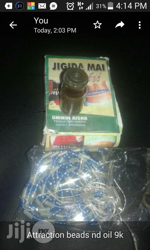 Attraction Beads Nd Oil Kayanmata