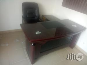 Imported Executive Office Table and Chair | Furniture for sale in Lagos State, Ojo