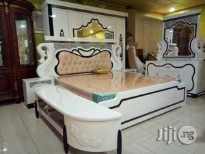 Royal Bed With Wardrobe   Furniture for sale in Lagos State, Lekki
