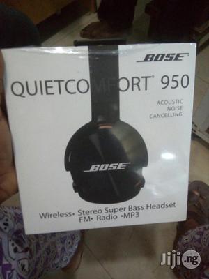Bose Quiet Comfort 950 Wireless Headset   Headphones for sale in Lagos State, Ikeja