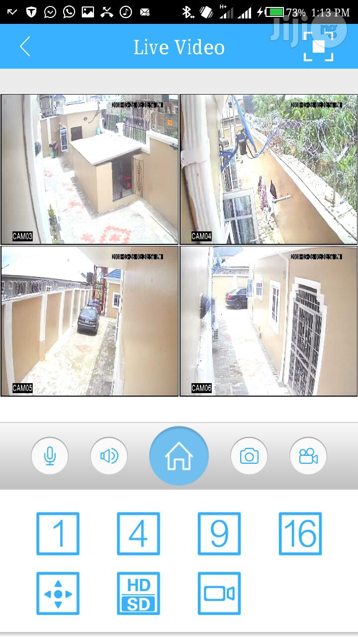 CCTV Survailence Systems