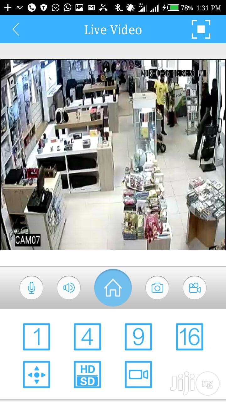 CCTV Survailence Systems | Security & Surveillance for sale in Warri, Delta State, Nigeria