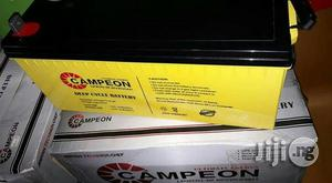 Campeon 200ah/12v Deep Cycle Battery   Solar Energy for sale in Lagos State, Ikeja