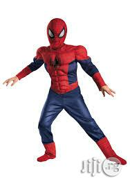 Padded Spiderman Kids Costume | Children's Clothing for sale in Lagos State, Amuwo-Odofin