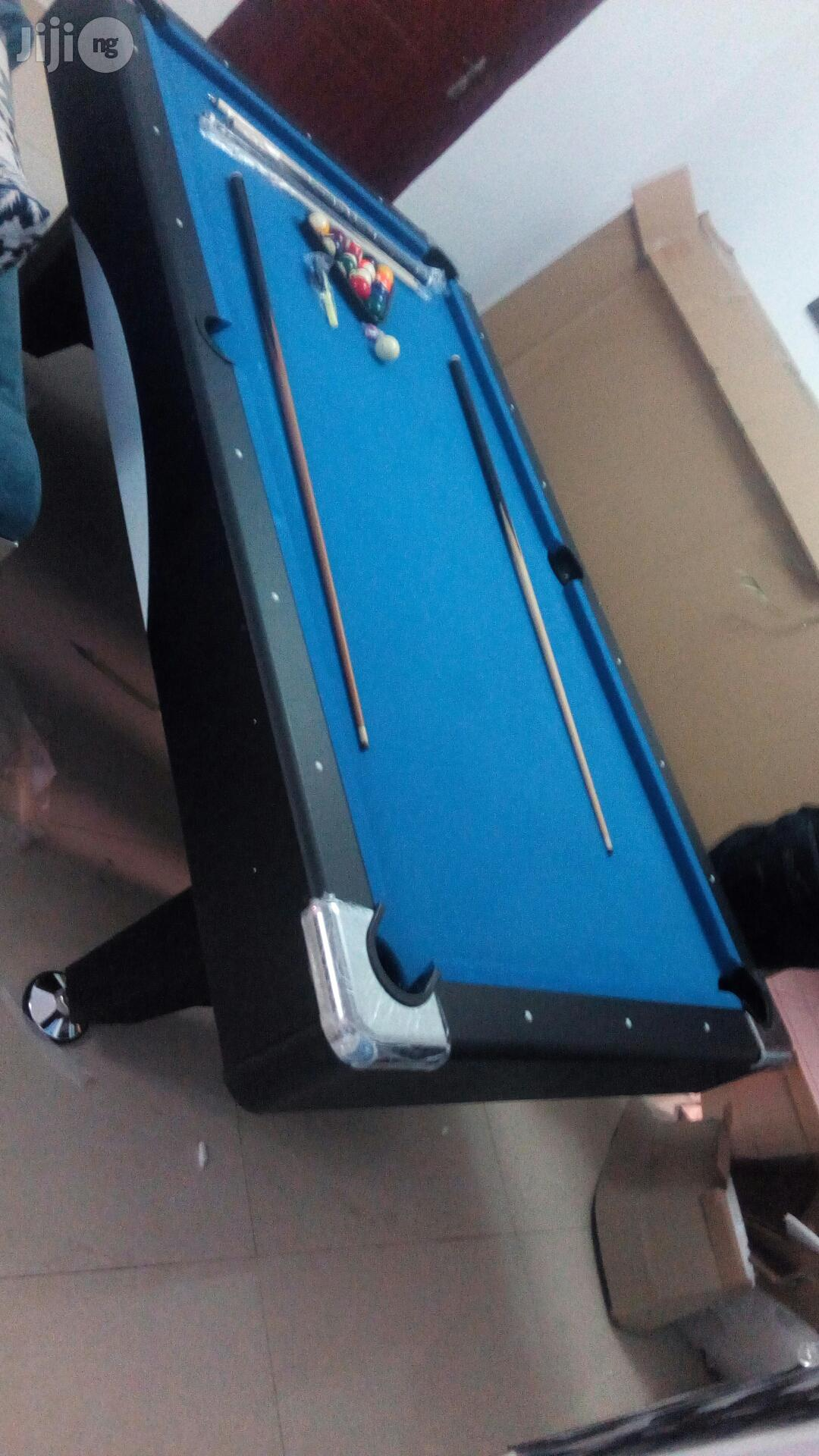 8FT Snooker Board | Sports Equipment for sale in Ikeja, Lagos State, Nigeria