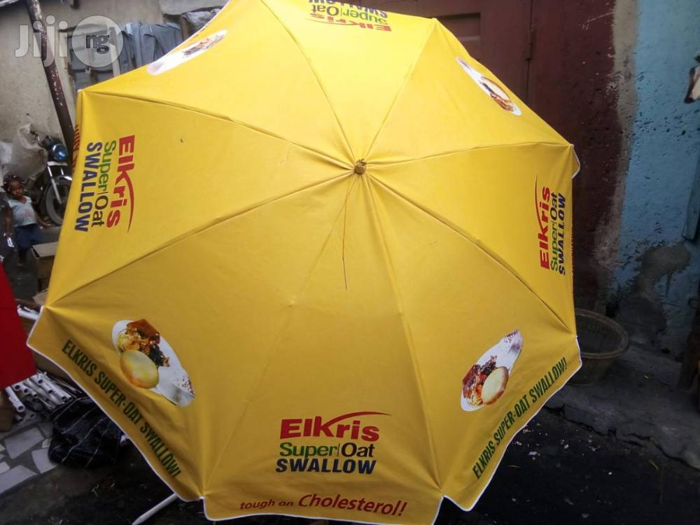 Advertise Your Brand With Customized Umbrellas