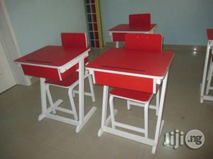 Single Red Classroom Furniture | Children's Furniture for sale in Lagos State, Ikeja