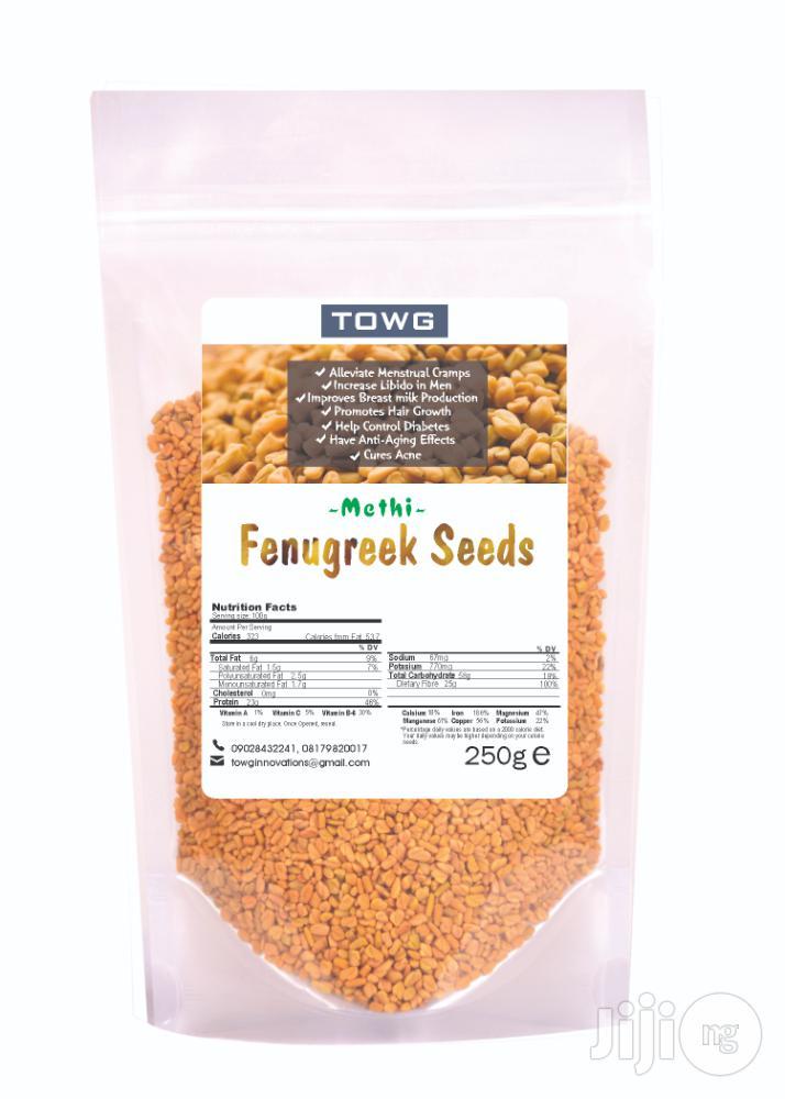 Fenugreek Seeds 250g