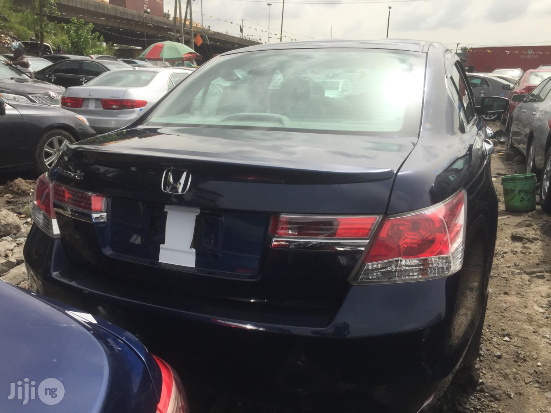 Archive: Honda Accord 2008 Blue