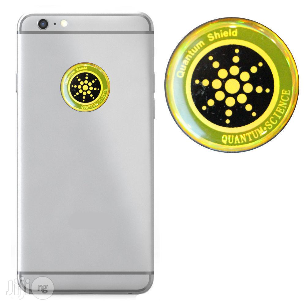 Anti Radiation Sticker (Quantum Shield) | Accessories for Mobile Phones & Tablets for sale in Surulere, Lagos State, Nigeria