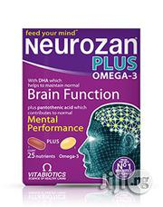 Neurozan Plus Omega-3 Caps   Vitamins & Supplements for sale in Lagos State, Surulere