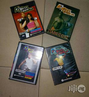 Aerobic CD Plate   CDs & DVDs for sale in Lagos State, Ikeja