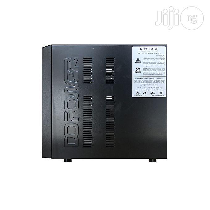 Dopower 850va/12v Pure Sine Wave Inverter | Solar Energy for sale in Ikeja, Lagos State, Nigeria