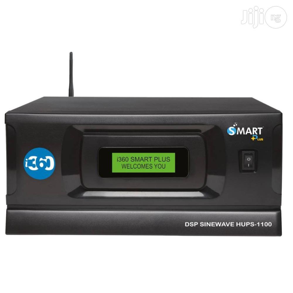 Smartplus 1.1kva/12v Pure Sine Wave Inverter
