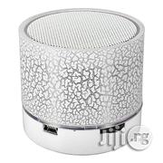 Bluetooth Speaker Portable Music Box-white, Black, Blue, Orange | Audio & Music Equipment for sale in Lagos State, Agege
