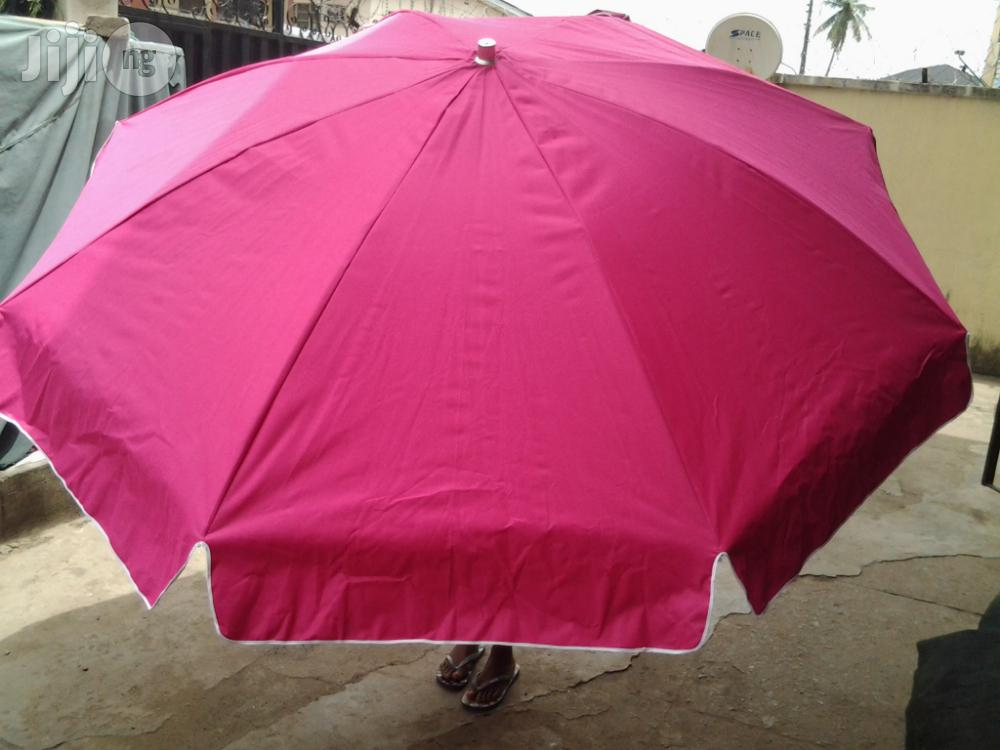 Promote Your Business Using Outdoor Branded Umbrellas