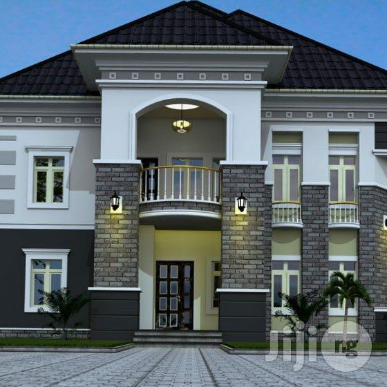 Architectural House Building Plan