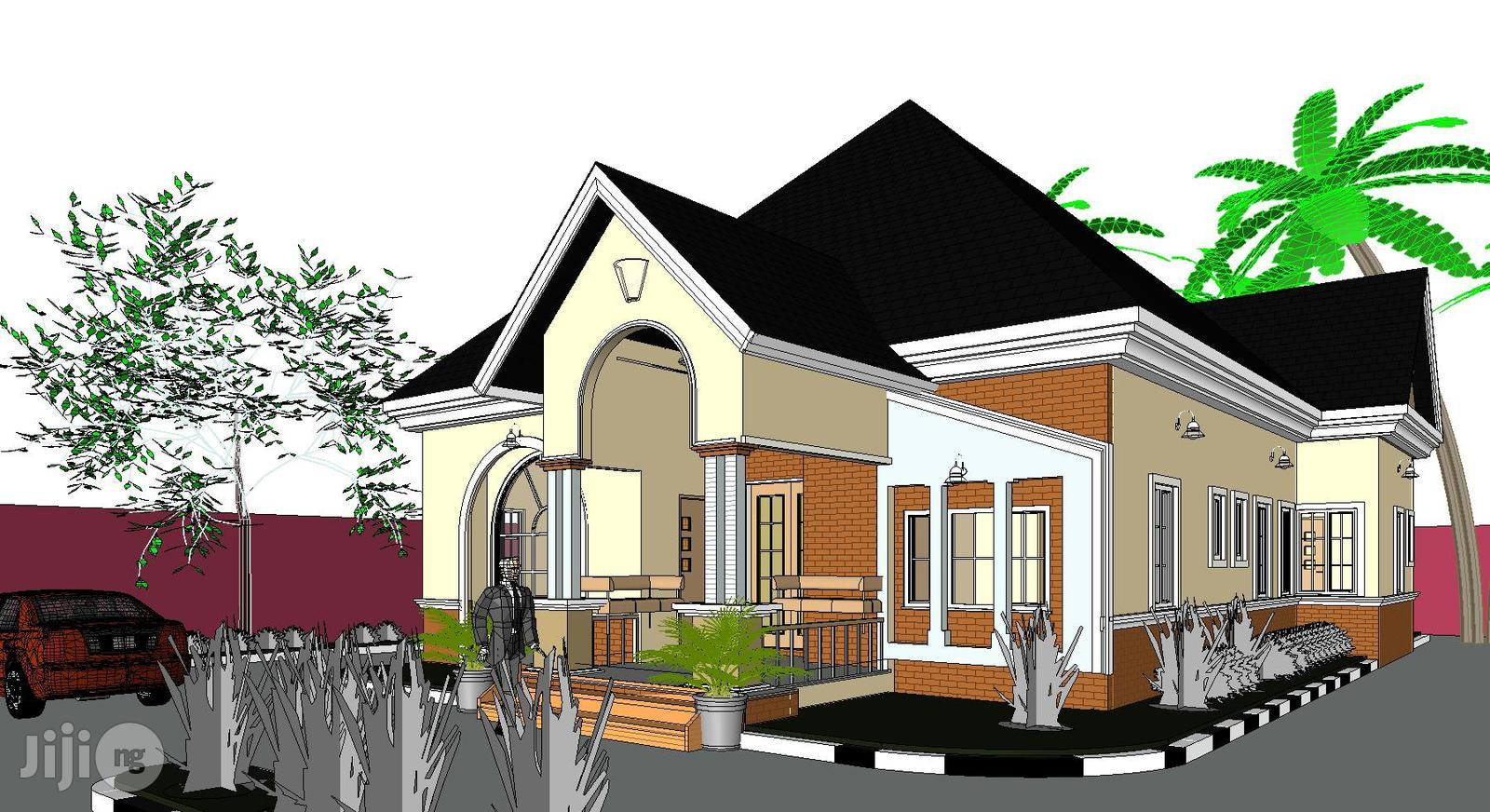Architectural House Building Plan | Building & Trades Services for sale in Nnewi, Anambra State, Nigeria