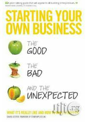 Starting Your Own Business David Lester | Books & Games for sale in Lagos State
