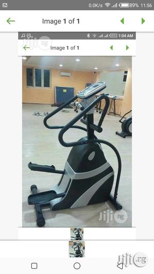 Commercial Stepper New in Carton | Sports Equipment for sale in Lagos State, Ikeja