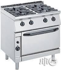 4 Burner Gas Cooker   Restaurant & Catering Equipment for sale in Lagos State, Ojo
